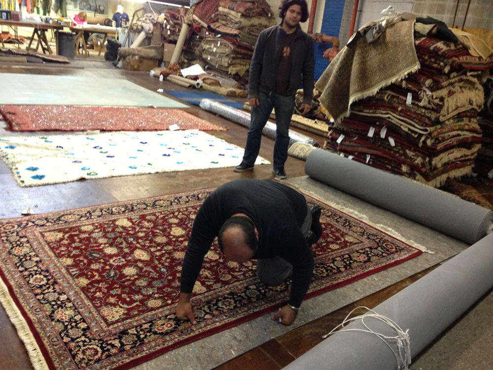 Rug Cleaning Livermore CA : (925) 201-6390