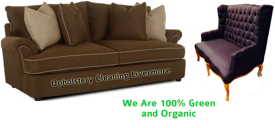 Upholstery Cleaning Livermore CA
